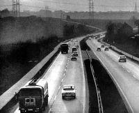 Ruhr Schnellweg 1964