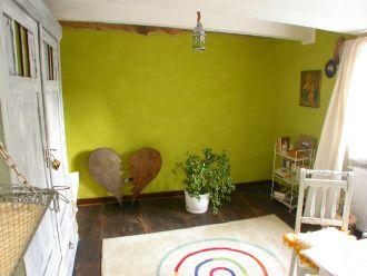 ... . 246 > impressionen IV > Büro Holzdielen, Wohnzimmer mit Kamin